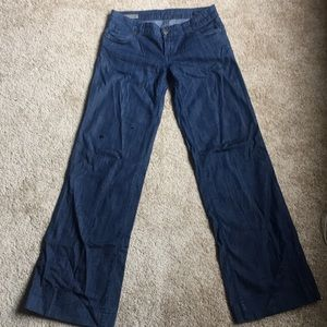 Wide leg Citizens for Humanity Jeans